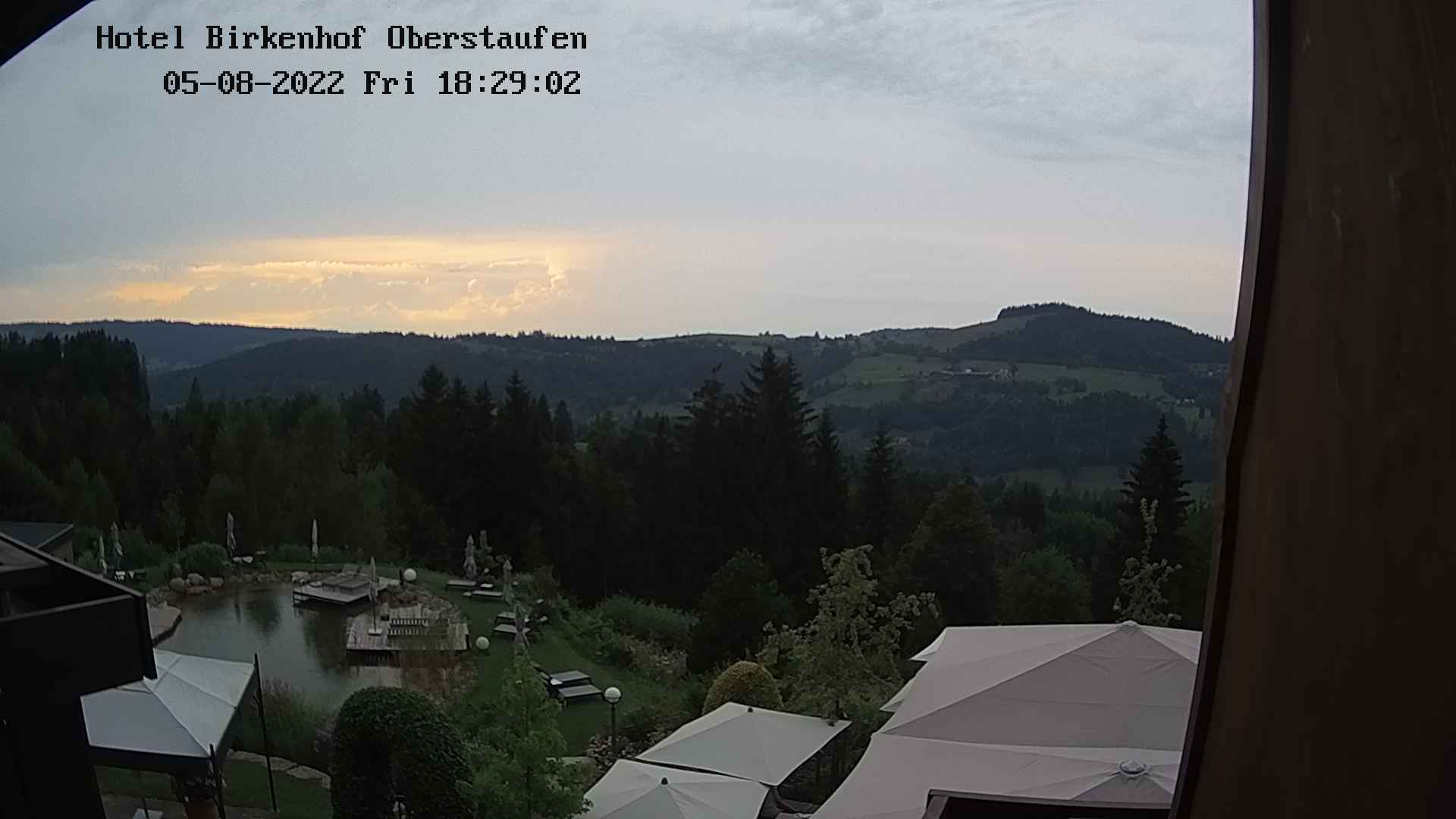 Webcam Hotel Birkenhof